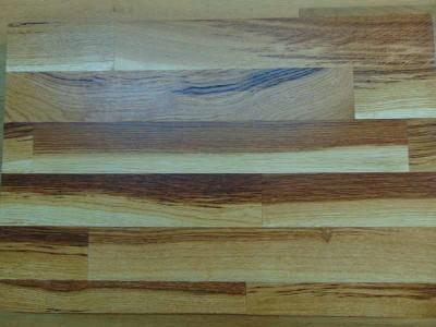 Poza Parchet lemn masiv stejar negru rustic