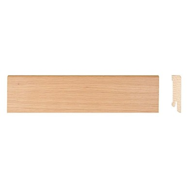 Poza plinta stejar furnir lemn
